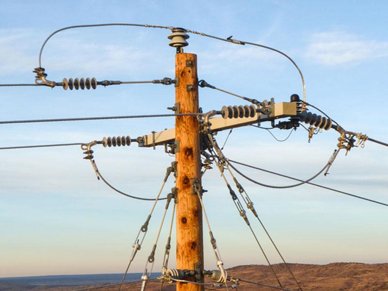 Distribution Pole & Line Inspections | Soaring Eagle Technologies